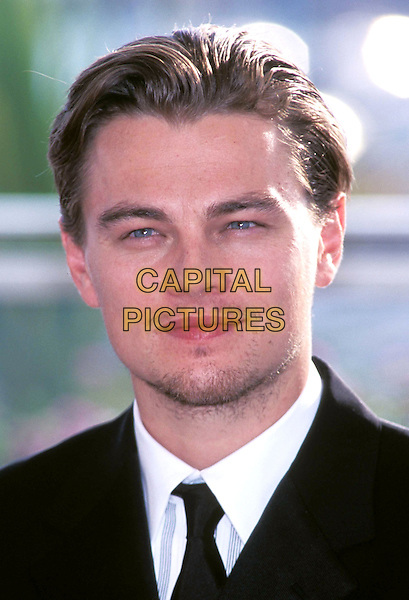 "LEONARDO DiCAPRIO.""Gangs of New York"" Screening, Cannes Film Festival, France, 21st May 2002..portrait headshot.Ref: PL.www.capitalpictures.com.sales@capitalpictures.com.©Capital Pictures."