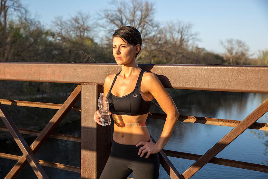 Austin's Lady Bird Lake Hike and Bike Trail is a ten mile walk, run, and bike trail surrounding peaceful Lake Austin.