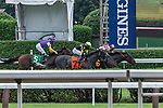 07172020:Manuel Franco Wins the first race on the turf riding Counter Offer Trained by Ian R WilkesSaratoga 2020 <br /> Robert Simmons/Eclipse Sportswire