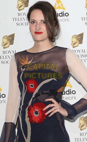 Phoebe Waller-Bridge at the RTS Programme Awards 2017 at Grosvenor House, Park Lane, London on the 21st March 2017<br /> CAP/ROS<br /> &copy;Steve Ross/Capital Pictures