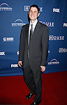 "LOS ANGELES, CA. - January 21: Dr. David Foster arrives at the ""House"" 100th episode party and NAMI charity celebration held at STK on January 21st, 2009 in Los Angeles, California."