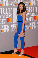 www.acepixs.com<br /> <br /> February 22 2017, London<br /> <br /> Michelle Keegan arriving at The BRIT Awards 2017 at The O2 Arena on February 22, 2017 in London, England.<br /> <br /> By Line: Famous/ACE Pictures<br /> <br /> <br /> ACE Pictures Inc<br /> Tel: 6467670430<br /> Email: info@acepixs.com<br /> www.acepixs.com