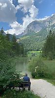 Hintersee - Berchtesgaden 16.07.2019: Zauberwald in Ramsau bei Bechtesgaden