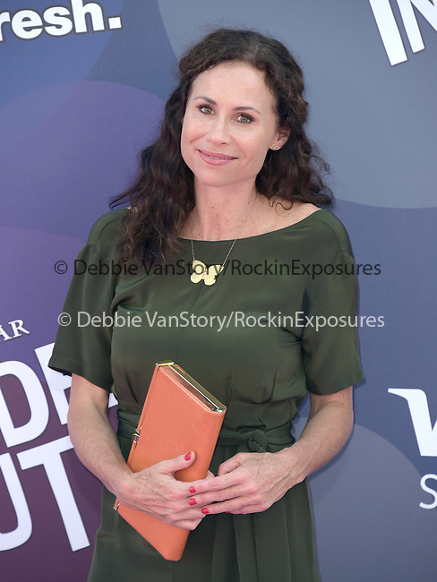 Minnie Driver attends The Disney Pixar L.A. Premiere of Inside Out held at The El Capitan Theatre  in Hollywood, California on June 08,2015                                                                               © 2015 Hollywood Press Agency