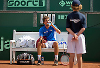 Netherlands, The Hague, Juli 26, 2015, Tennis,  Sport1 Open, Robin Haase (NED)<br /> Photo: Tennisimages/Henk Koster