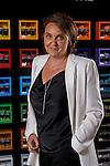 Thônex, le 13 mai 2013,société  Caran D Ache, fabricant de couleurs et de crayons, ainsi que de stylo haut de gamme, Carole Hubscher à la présidence de la manufacture© sedrik nemeth
