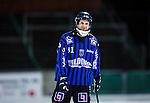 Uppsala 2013-11-13 Bandy Elitserien IK Sirius - IFK Kung&auml;lv :  <br /> Sirius Klas Nordstr&ouml;m grimaserar<br /> (Foto: Kenta J&ouml;nsson) Nyckelord:  portr&auml;tt portrait depp besviken besvikelse sorg ledsen deppig nedst&auml;md uppgiven sad disappointment disappointed dejected