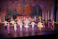 The Nutcracker presented by Missouri Ballet Theatre at Edison Theatre in St. Louis, MO on Dec 17, 2011.