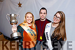 Alison O'Connor National Blue Jean Country Queen, Conor Brosnan Mr Personality, Joanne Lawlor Miss Macra 2018 winners launching the search competitors for all three competitions for 2019