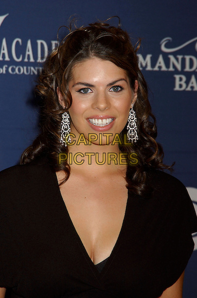 LAUREN LUCAS.The 40th Annual Academy of Country Music Awards (ACM) held at Mandalay Bay Resort & Casino, Las Vegas, Nevada, USA, 17 May 2005..portrait headshot.Ref: ADM.www.capitalpictures.com.sales@capitalpictures.com.©Laura Farr/AdMedia/Capital Pictures.