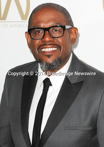 Pictured: Forest Whitaker<br /> Mandatory Credit &copy; Adhemar Sburlati/Broadimage<br /> The 25th Annual Producers Guild of America Awards<br /> <br /> 1/19/14, Los Angeles, California, United States of America<br /> <br /> Broadimage Newswire<br /> Los Angeles 1+  (310) 301-1027<br /> New York      1+  (646) 827-9134<br /> sales@broadimage.com<br /> http://www.broadimage.com