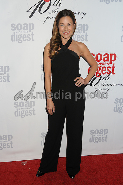 24 February 2016 - Hollywood, California - Marie Wilson. Soap Opera Digest's 40th Anniversary Event held at The Argyle Hollywood. Photo Credit: Byron Purvis/AdMedia