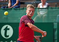 The Hague, Netherlands, 26 July, 2016, Tennis,  The Hague Open ,Tim van Rijthoven (NED) <br /> Photo: Henk Koster/tennisimages.com