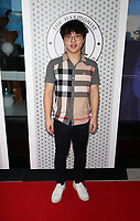 "28 May 2019 - Los Angeles, California - Kenny Ridwan. Hayley Orrantia Celebrates New EP ""The Way Out"" held at The Harmonist.   <br /> CAP/ADM/FS<br /> ©FS/ADM/Capital Pictures"
