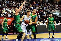 GRONINGEN - Basketbal , Donar - Petrolina AEK, Europe Cup, seizoen 2018-2019, 30-01-2019,  Donar speler Thomas Koenes
