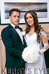 Stephanie Walsh and Michael Quirke were married at St. Mary's Cathedral, Killarney by Fr. Kieran O'Brien on Saturday 15th July 2017 with a reception at Ballygarry House Hotel