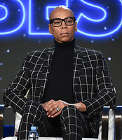 "PASADENA, CA - JANUARY 30: Judge RuPaul Charles of ""The Worlds Best"" attends the CBS portion of the 2019 Television Critics Association Winter Press Tour at the Langham Huntington on January 30, 2019, in Pasadena, California. (Photo by Frank Micelotta/PictureGroup)"