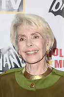 LOS ANGELES - JAN 10:  Barbara Rush at the Batman '66 Retrospective and Batman Exhibit Opening Night at the Hollywood Museum on January 10, 2018 in Los Angeles, CA<br /> <br /> Batman '66 Retrospective and Batman Exhibit Opening Night, The World Famous Hollywood Museum, Hollywood, CA 01-10-18