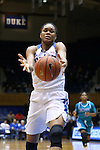 31 December 2015: Duke's Azura Stevens. The Duke University Blue Devils hosted the University of North Carolina Wilmington Seahawks at Cameron Indoor Stadium in Durham, North Carolina in a 2015-16 NCAA Division I Women's Basketball game. Duke won the game 78-56.