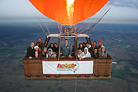 20120715 July 15 Hot Air Balloon Gold Coast