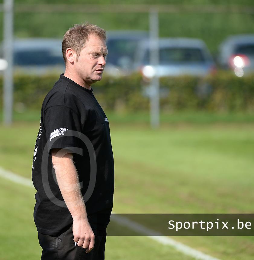 KSV Jabbeke : Wim Crabeels <br /> foto VDB / BART VANDENBROUCKE