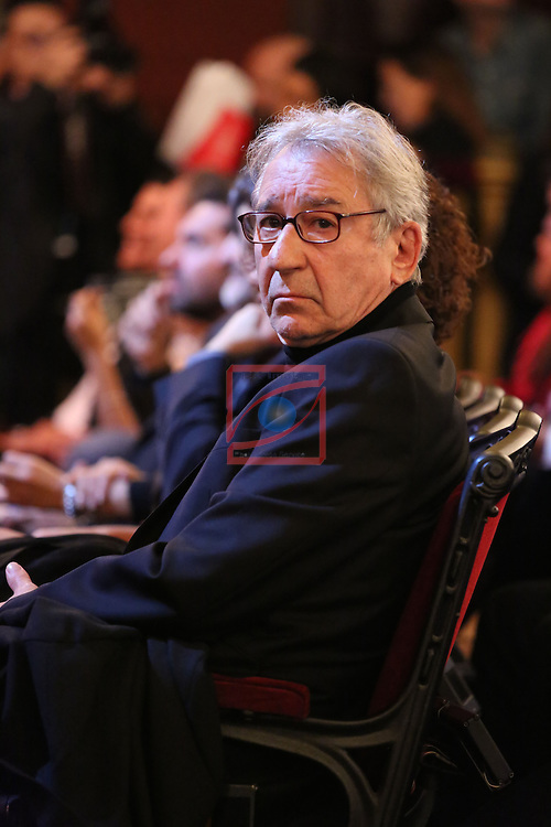 61 Premios Ondas.<br /> Gala ONDAS-Gran Teatre del Liceu.<br /> Jose Sacristan.