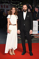 Ariane Labed and Yorgos Lanthimos at 'The Killing of a Sacred Deer'  Headline Gala Screening &amp; UK Premiere of during the 61st BFI London Film Festival on October 12, 2017 in London, England.<br /> CAP/PL<br /> &copy;Phil Loftus/Capital Pictures /MediaPunch ***NORTH AND SOUTH AMERICAS ONLY***