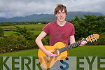 Tadhg Prendiville from Killorglin who will perform this year's Killarney Rotary club summer concert after winning not only the 2010 Young Musician of the year but also third place at the Rotary International Competition.