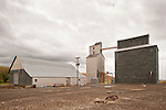 Morrow Country Grain Growers elevators, Lexington, Ore.