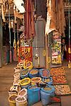 Berber shop, Tinerhir, Morocco, north Africa