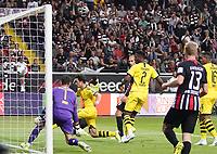 22.09.2019: Eintracht Frankfurt vs. Borussia Dortmund