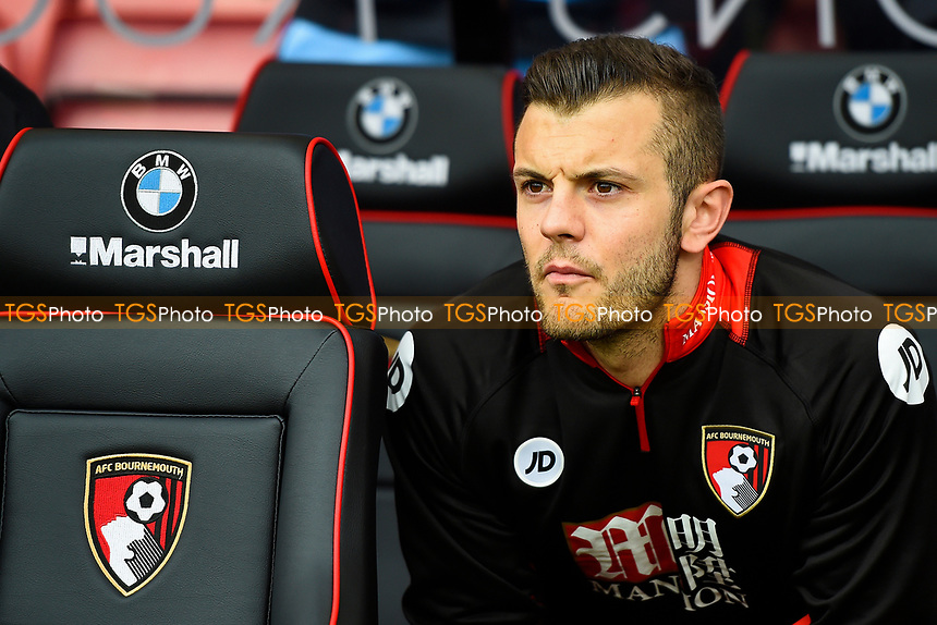 Jack Wilshere of AFC Bournemouth during AFC Bournemouth vs West Ham United, Premier League Football at the Vitality Stadium on 11th March 2017