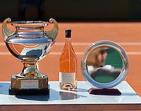 15-07-12, Netherlands,Tennis, ITS, HealthCity Open, Scheveningen, Final  , Trophy