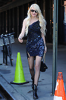 WWW.ACEPIXS.COM . . . . . .August 30, 2010, New York City....Taylor Momsen on the set of Gossip Girl on August 30, 2010 in New York City....Please byline: KRISTIN CALLAHAN - ACEPIXS.COM.. . . . . . ..Ace Pictures, Inc: ..tel: (212) 243 8787 or (646) 769 0430..e-mail: info@acepixs.com..web: http://www.acepixs.com .