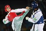 Río 2016 Team Chile Taekwondo 68kgs Ignacio Morales