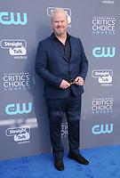 11 January 2018 - Santa Monica, California - Jeff Gaffigan. 23rd Annual Critics' Choice Awards held at Barker Hangar. <br /> CAP/ADM/BT<br /> &copy;BT/ADM/Capital Pictures