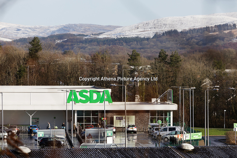 The ASDA store in Ystalyfera, south Wales, which has been built on land owned by a Council in England. <br /> Re: The site where the ASDA store has been built on in Ystalyfera, Wales, is owned by Mole Valley district council in Dorking, Surrey. It was bought for £11.6m, receives an annual rental income of almost £600,000 and has a lease with the council until 2037.