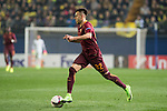 Stephan El Shaarawy of AS Roma kicks the ball during the match Villarreal CF vs AS Roma during their UEFA Europa League 2016-17 Round of 32 match at the Estadio de la Cerámica on 16 February 2017 in Villarreal, Spain. Photo by Maria Jose Segovia Carmona / Power Sport Images