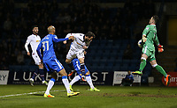 Bolton Wanderers' Adam Le Fondre scores his sides second goal <br /> <br /> Photographer Rob Newell/CameraSport<br /> <br /> The EFL Sky Bet League One - Gillingham v Bolton Wanderers - Tuesday 14th March 2017 - MEMS Priestfield Stadium - Gillingham<br /> <br /> World Copyright &copy; 2017 CameraSport. All rights reserved. 43 Linden Ave. Countesthorpe. Leicester. England. LE8 5PG - Tel: +44 (0) 116 277 4147 - admin@camerasport.com - www.camerasport.com