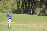 Bubba Watson (USA) on the 1st during the 1st round at the WGC Dell Technologies Matchplay championship, Austin Country Club, Austin, Texas, USA. 22/03/2017.<br /> Picture: Golffile | Fran Caffrey<br /> <br /> <br /> All photo usage must carry mandatory copyright credit (&copy; Golffile | Fran Caffrey)