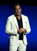 LAS VEGAS, NV - APRIL 24: Will Arnett onstage during the Warner Bros. Pictures presentation at CinemaCon 2018 at The Colosseum at Caesars Palace on April 24, 2018 in Las Vegas, Nevada. (Photo by Frank Micelotta/PictureGroup)