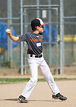 Bay Area Giants Baseball tryouts for 9-10 year olds at Purissima Fields in Los Altos Hills.  June 15, 2014