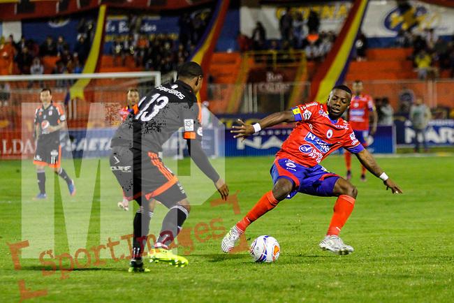 Deportivo Pasto venció como local 1-0 a América. Fecha 6 Liga Águila II-2017.