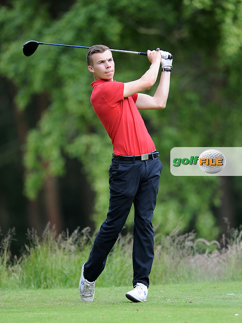 Callum Reay of England during the First Round of The Brabazon Trophy 2015 at Notts Golf Club, Nottingham, England. Picture: Golffile | Richard Martin-Roberts<br /> All photo usage must carry mandatory copyright credit (&copy; Golffile | Richard Martin- Roberts)