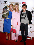 LOS ANGELES, CA. - October 22: Actress Katherine Heigl, model and designer Peter Alexander  arrive at the Peter Alexander Flagship Boutique Grand Opening And Benefit on October 22, 2008 in Los Angeles, California.