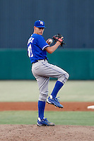 Brian Peacock - AZL Royals (2009 Arizona League).Photo by:  Bill Mitchell/Four Seam Images..