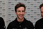 Adam Yates (GBR) Mitchelton-Scott at the team press conference before the 2019 Tour de France starting in Brussels, Belgium. 5th July 2019<br /> Picture: Colin Flockton | Cyclefile<br /> All photos usage must carry mandatory copyright credit (© Cyclefile | Colin Flockton)