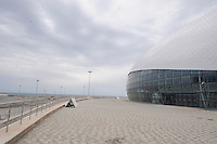 SPEEDSKATING: SOCHI: Olympic Park, 22-03-2013, Venue Tour Olympic Games 2014, © Martin de Jong