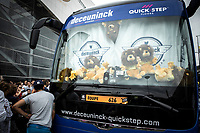 At team Deceuninck Quick Step they have already collected quite a few trophies. <br /> <br /> Stage 12: Toulouse to Bagnères-de-Bigorre (209km)<br /> 106th Tour de France 2019 (2.UWT)<br /> <br /> ©kramon