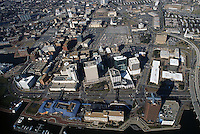 1995 February ..Redevelopment..Macarthur Center.Downtown North (R-8)..LOOKING NORTH WITH WATERFRONT IN FOREGROUND...NEG#.NRHA#..